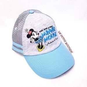 Disney Parks Minnie Mouse Baseball Cap Hat
